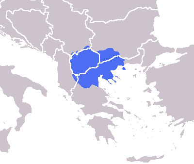 Macedonian region